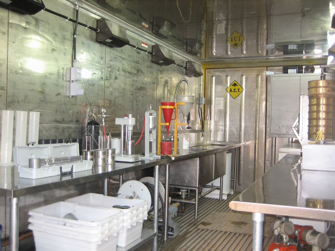 Grout Mix Design And Quality Control Testing